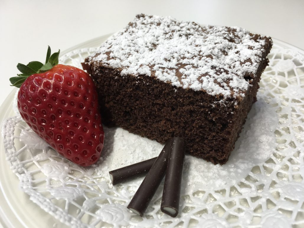 Rezept Des Monats Schoko Kirsch Kuchen Mariaspring